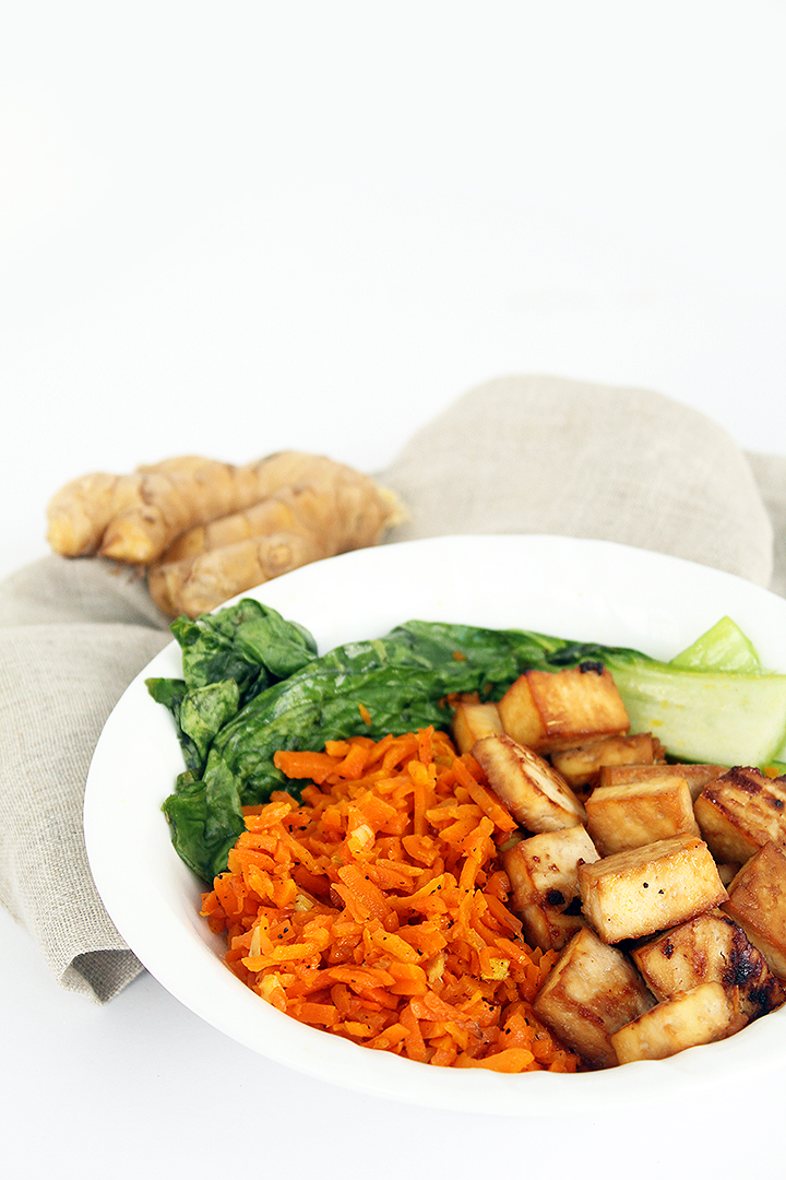 Spiralize Carrots, Healthy dinner, Yoga food