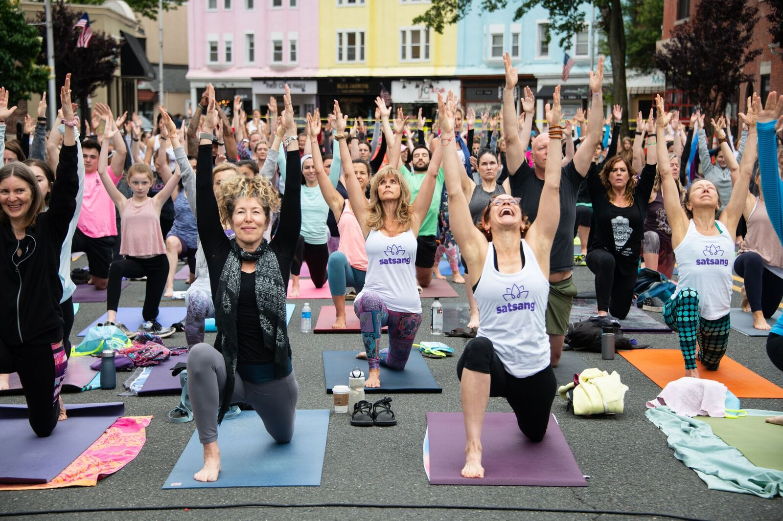 Njyc Approved Yoga Teacher Trainings New Jersey Yoga Collective